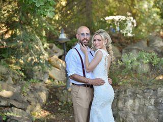 Le mariage de Carla et Jordan