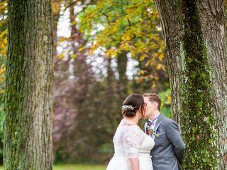 Le mariage de Estelle et Xavier 1