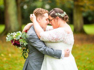 Le mariage de Estelle et Xavier