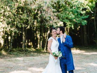 Le mariage de Astrid et Daniel