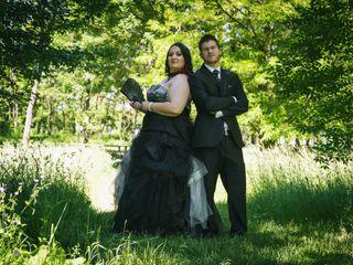 Le mariage de Laetitia et Nicolas 1