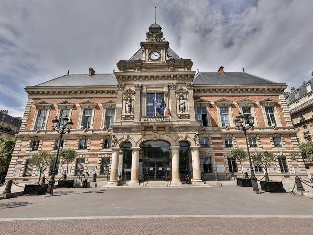 Le mariage de Jordan et Carla à Le Coudray-Montceaux, Essonne 3