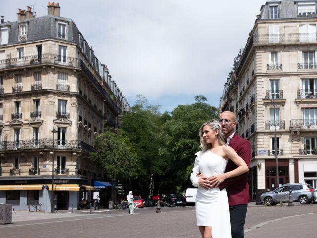 Le mariage de Jordan et Carla à Le Coudray-Montceaux, Essonne 10