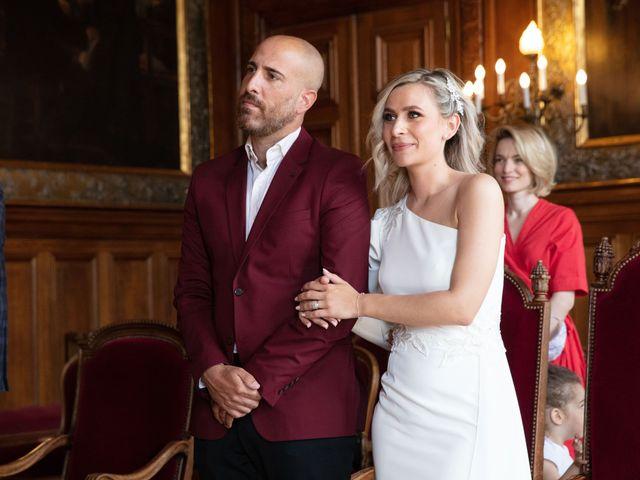 Le mariage de Jordan et Carla à Le Coudray-Montceaux, Essonne 23