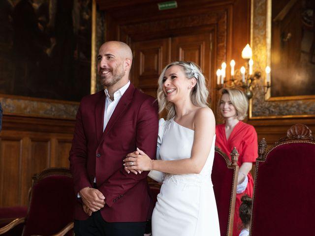 Le mariage de Jordan et Carla à Le Coudray-Montceaux, Essonne 24