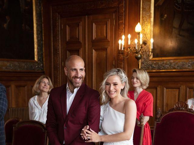 Le mariage de Jordan et Carla à Le Coudray-Montceaux, Essonne 26