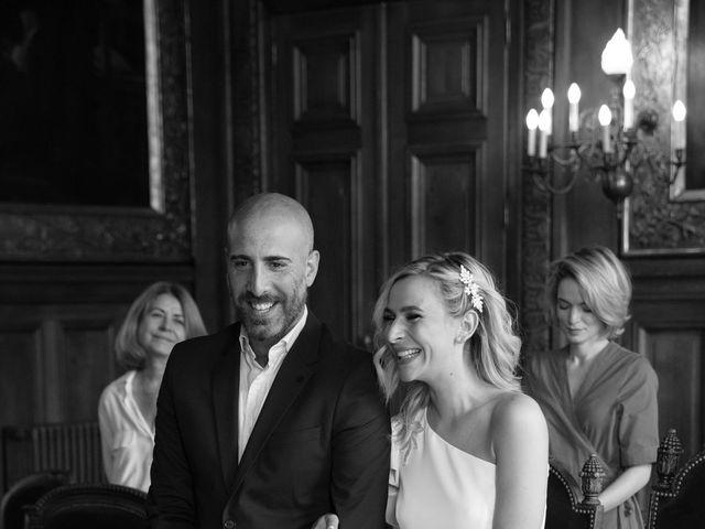 Le mariage de Jordan et Carla à Le Coudray-Montceaux, Essonne 27