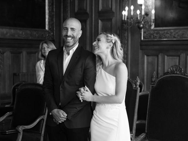 Le mariage de Jordan et Carla à Le Coudray-Montceaux, Essonne 28