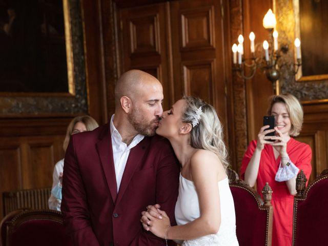 Le mariage de Jordan et Carla à Le Coudray-Montceaux, Essonne 29