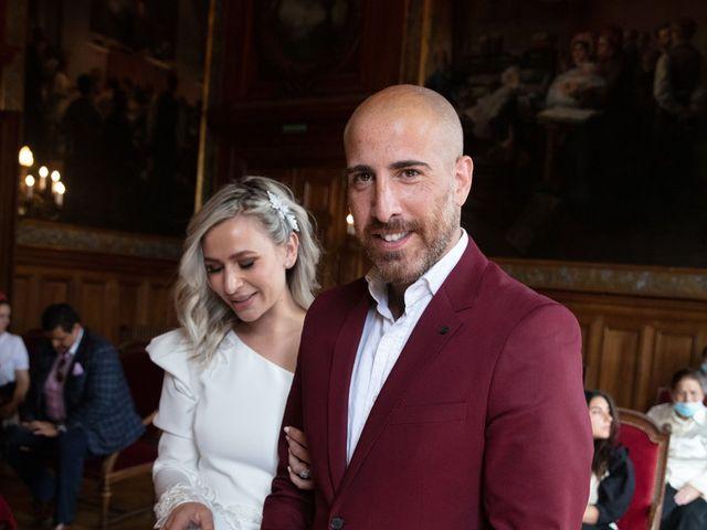 Le mariage de Jordan et Carla à Le Coudray-Montceaux, Essonne 32