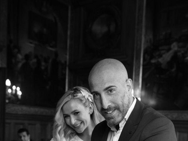 Le mariage de Jordan et Carla à Le Coudray-Montceaux, Essonne 33