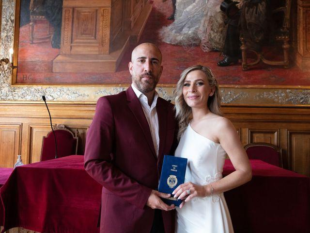 Le mariage de Jordan et Carla à Le Coudray-Montceaux, Essonne 38