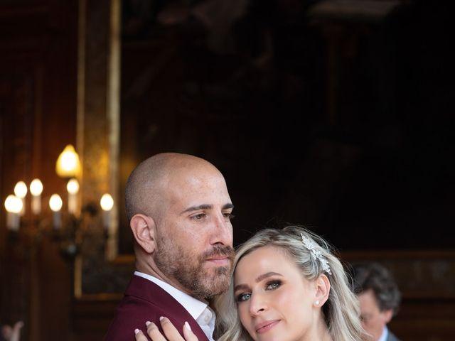 Le mariage de Jordan et Carla à Le Coudray-Montceaux, Essonne 41