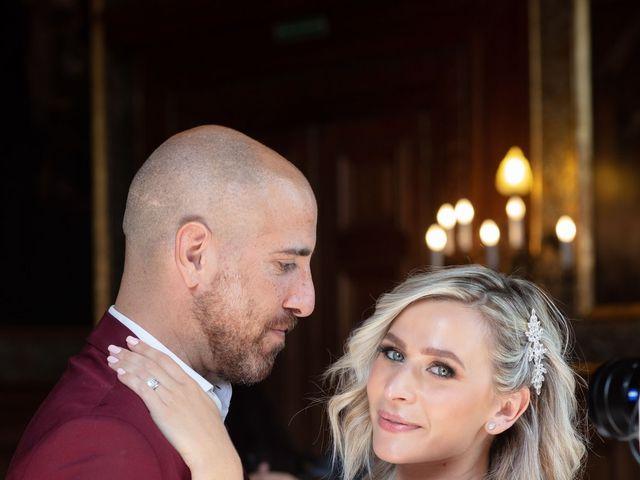 Le mariage de Jordan et Carla à Le Coudray-Montceaux, Essonne 44