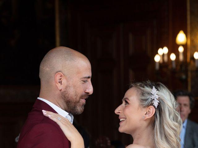 Le mariage de Jordan et Carla à Le Coudray-Montceaux, Essonne 45