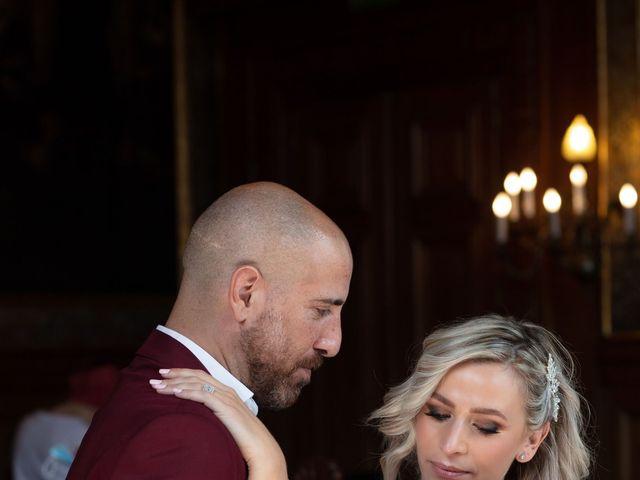 Le mariage de Jordan et Carla à Le Coudray-Montceaux, Essonne 46