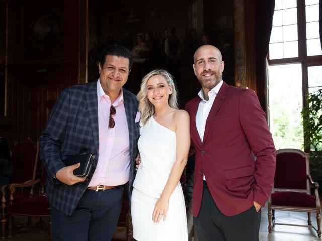 Le mariage de Jordan et Carla à Le Coudray-Montceaux, Essonne 52