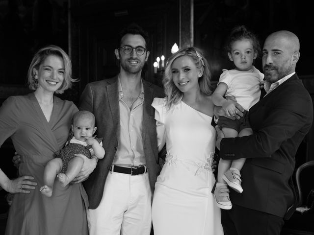 Le mariage de Jordan et Carla à Le Coudray-Montceaux, Essonne 56