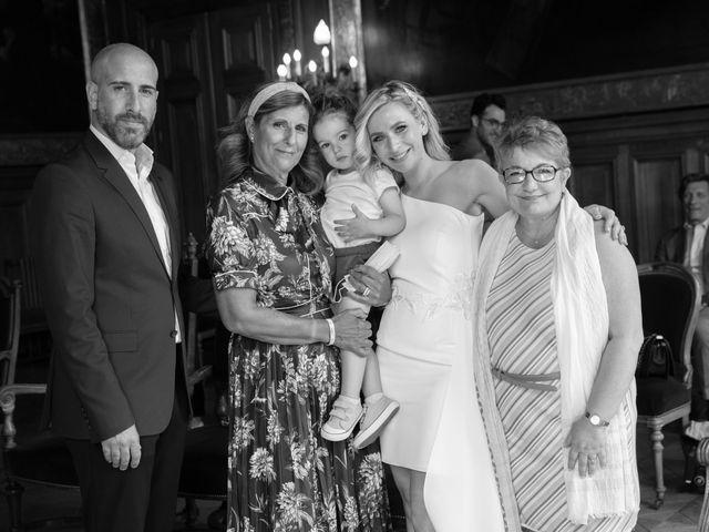 Le mariage de Jordan et Carla à Le Coudray-Montceaux, Essonne 57