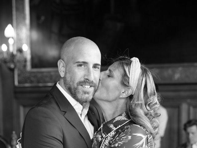 Le mariage de Jordan et Carla à Le Coudray-Montceaux, Essonne 58