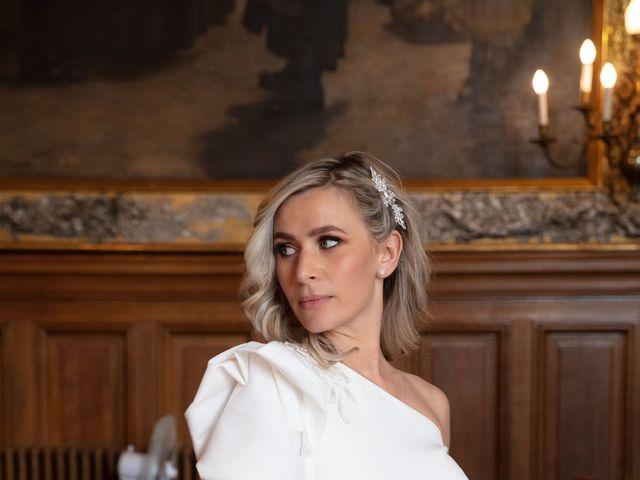 Le mariage de Jordan et Carla à Le Coudray-Montceaux, Essonne 60