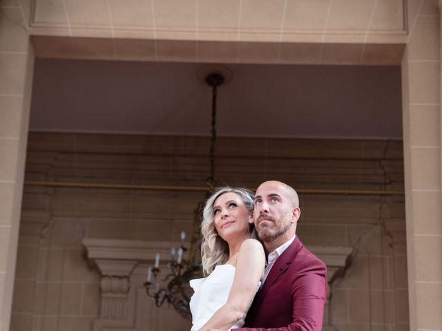 Le mariage de Jordan et Carla à Le Coudray-Montceaux, Essonne 66