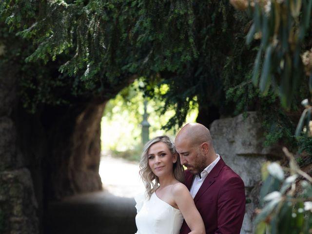 Le mariage de Jordan et Carla à Le Coudray-Montceaux, Essonne 69