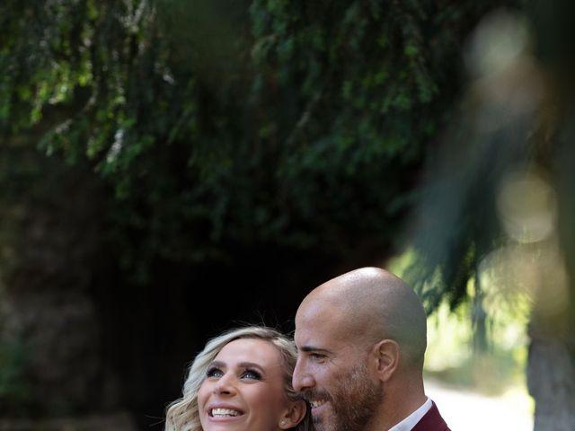 Le mariage de Jordan et Carla à Le Coudray-Montceaux, Essonne 1