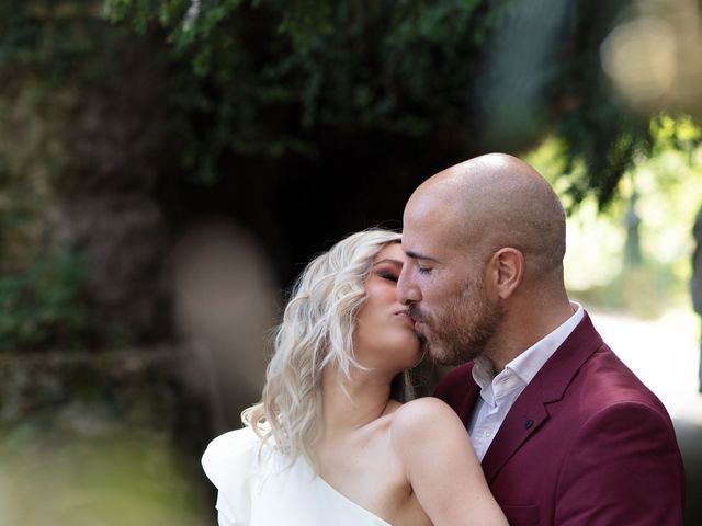 Le mariage de Jordan et Carla à Le Coudray-Montceaux, Essonne 74