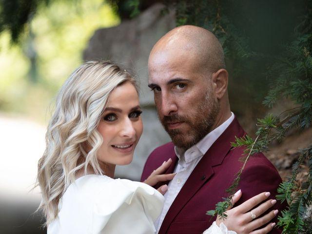 Le mariage de Jordan et Carla à Le Coudray-Montceaux, Essonne 75