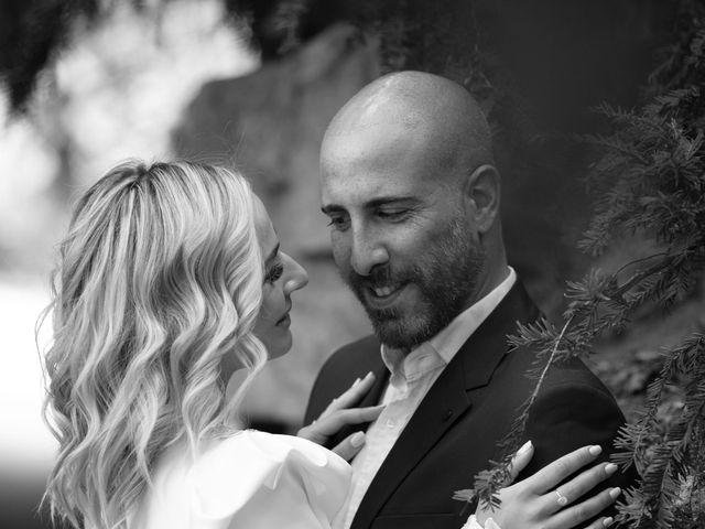 Le mariage de Jordan et Carla à Le Coudray-Montceaux, Essonne 76