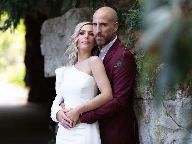 Le mariage de Jordan et Carla à Le Coudray-Montceaux, Essonne 77