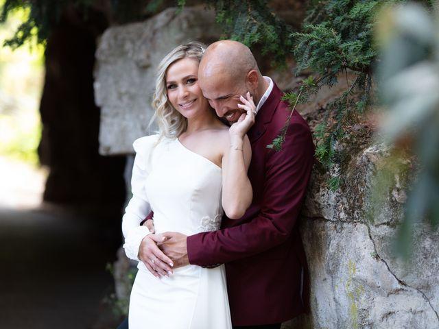 Le mariage de Jordan et Carla à Le Coudray-Montceaux, Essonne 78