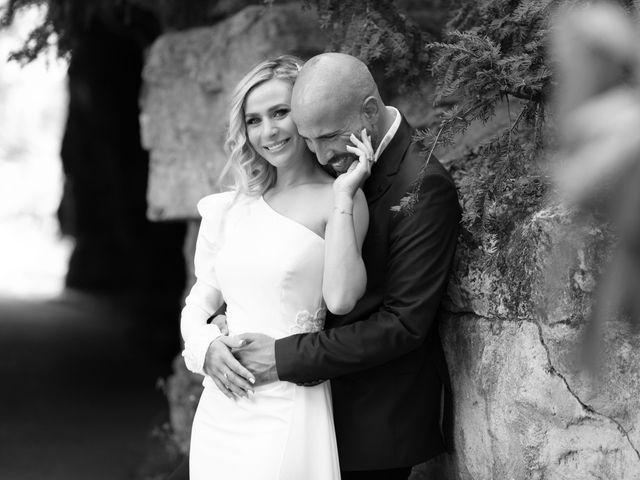 Le mariage de Jordan et Carla à Le Coudray-Montceaux, Essonne 79
