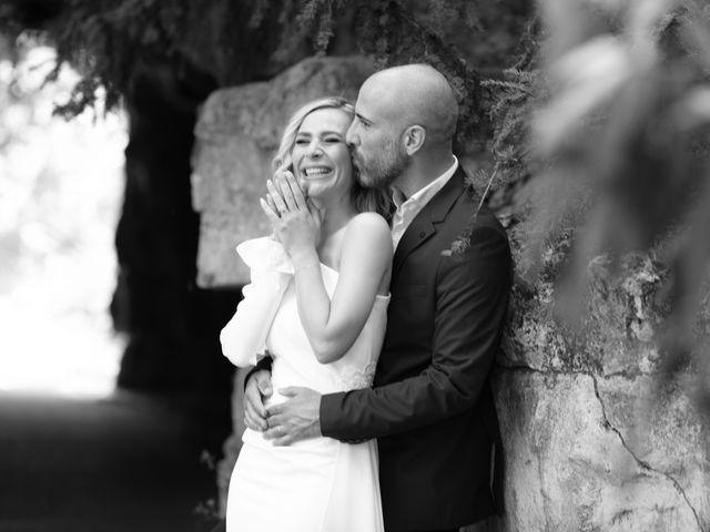 Le mariage de Jordan et Carla à Le Coudray-Montceaux, Essonne 81