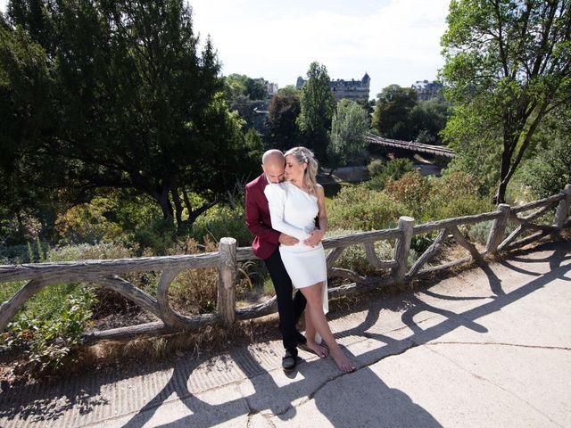 Le mariage de Jordan et Carla à Le Coudray-Montceaux, Essonne 92