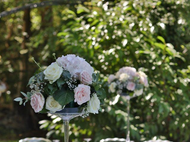 Le mariage de Jordan et Carla à Le Coudray-Montceaux, Essonne 98