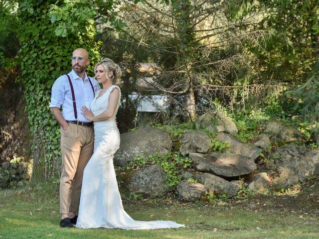 Le mariage de Jordan et Carla à Le Coudray-Montceaux, Essonne 122