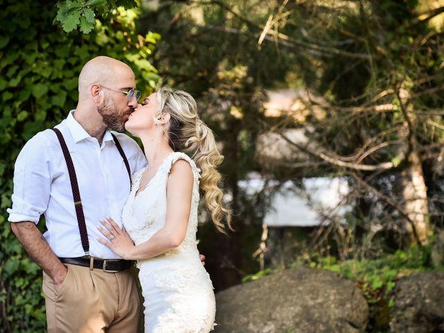 Le mariage de Jordan et Carla à Le Coudray-Montceaux, Essonne 2