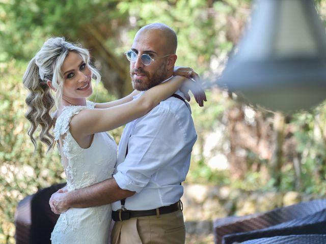 Le mariage de Jordan et Carla à Le Coudray-Montceaux, Essonne 128
