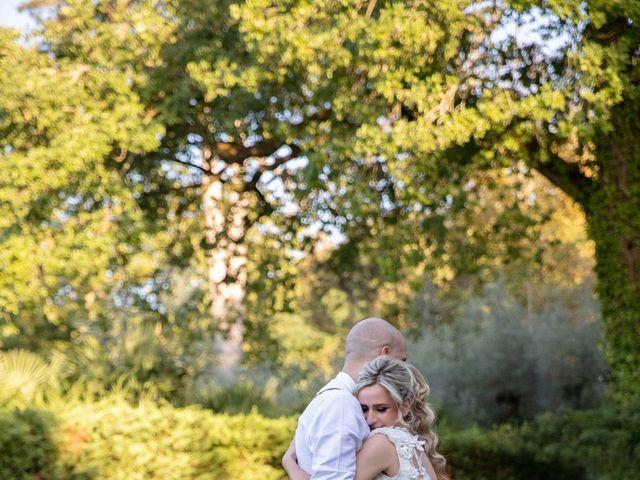 Le mariage de Jordan et Carla à Le Coudray-Montceaux, Essonne 153