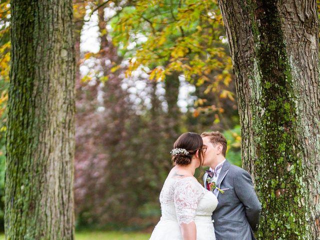 Le mariage de Xavier et Estelle à Varennes-Jarcy, Essonne 13