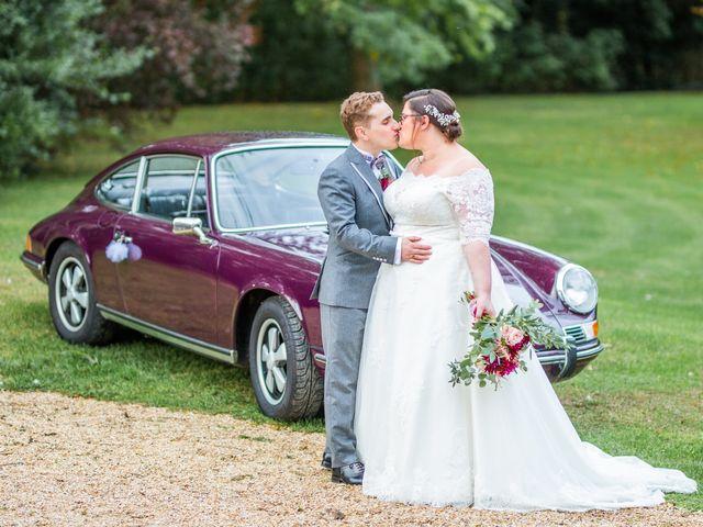 Le mariage de Xavier et Estelle à Varennes-Jarcy, Essonne 14