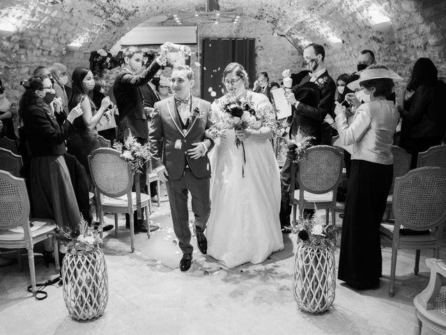 Le mariage de Xavier et Estelle à Varennes-Jarcy, Essonne 12