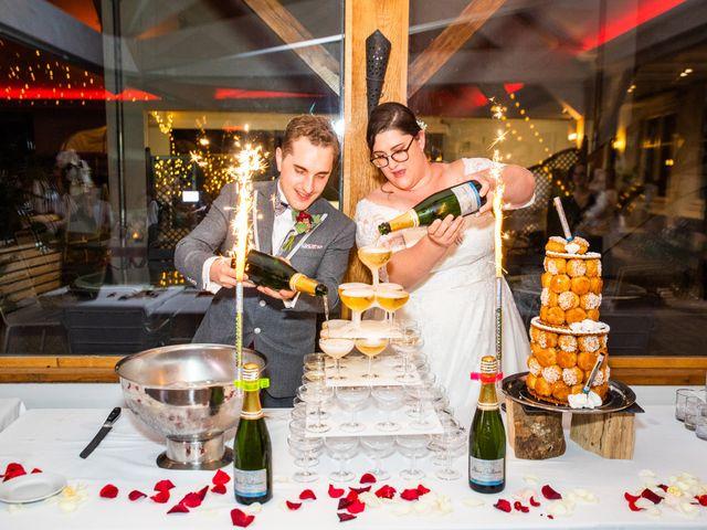 Le mariage de Xavier et Estelle à Varennes-Jarcy, Essonne 19