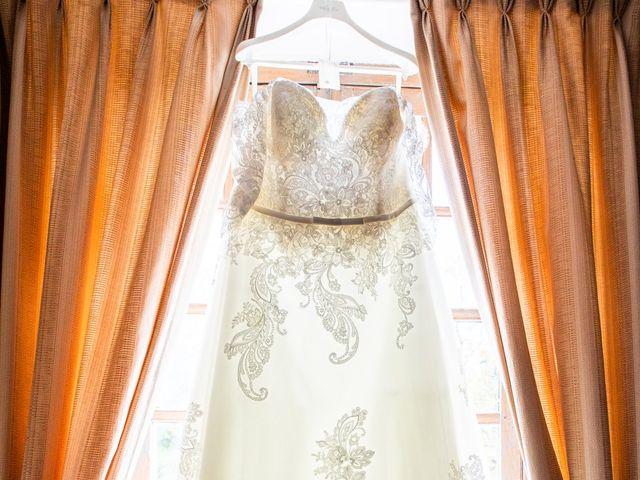Le mariage de Xavier et Estelle à Varennes-Jarcy, Essonne 5