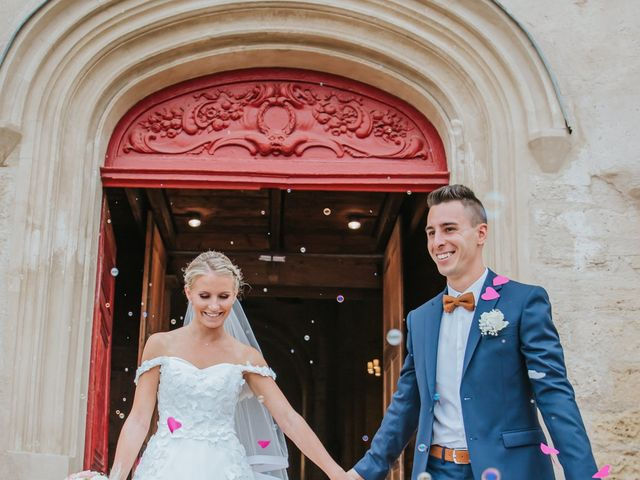 Le mariage de William et Helen à Eyguières, Bouches-du-Rhône 12