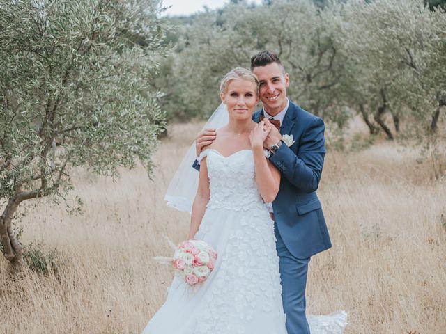 Le mariage de Helen et William