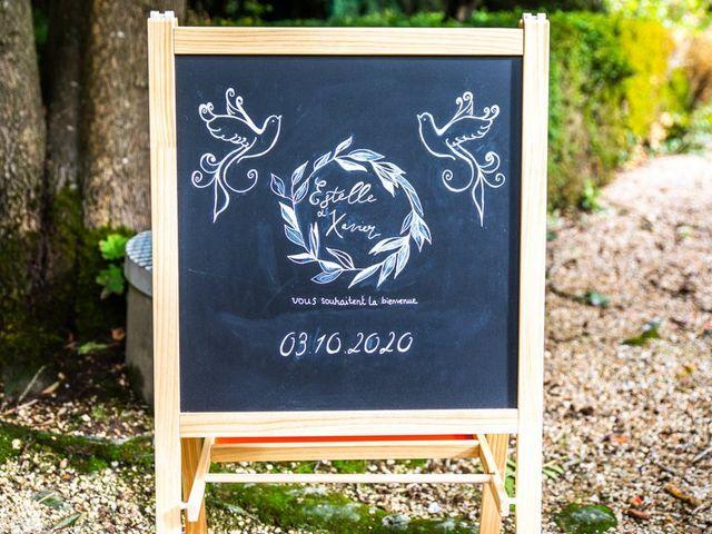 Le mariage de Xavier et Estelle à Varennes-Jarcy, Essonne 3
