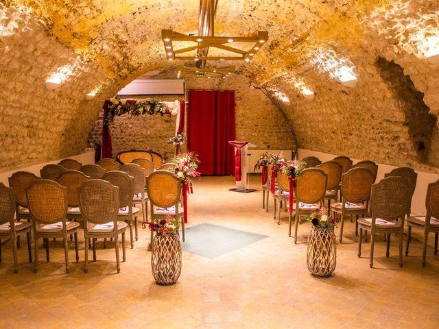 Le mariage de Xavier et Estelle à Varennes-Jarcy, Essonne 7
